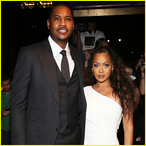 Carmelo Anthony Sends La La Sweet Birthday Message Following Their Split