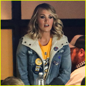 Carrie Underwood Calls Out Refs During Stanley Cup Game