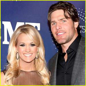 Mike Fisher & Wife Carrie Underwood Are Such a Cute Couple!