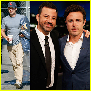 Casey Affleck Feels Guilty About Forgetting His Kids In Oscars Speech!