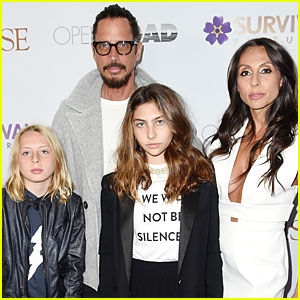 Chris Cornell's Wife & Daughters Write Him Touching Father's Day Letters