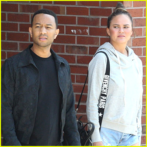 Chrissy Teigen Stripped Down for John Legend on Father's Day!
