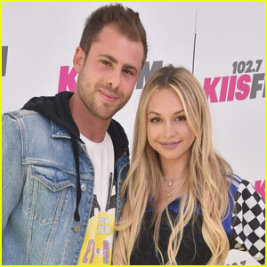 Corinne Olympios' Boyfriend Jordan Gielchinsky Speaks Out About His 'Unwavering Loyalty & Support' For Her