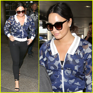 Demi Lovato Possibly Quotes Selena Gomez in Latest Post