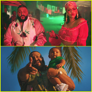 DJ Khaled, Rihanna & Bryson Tiller: 'Wild Thoughts' Video, Lyrics & Download - Listen Now!