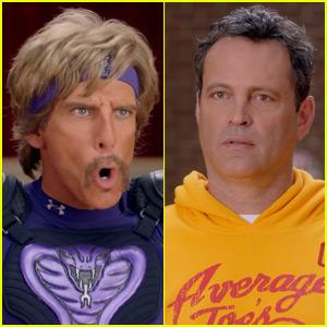 Ben Stiller & Vince Vaughn Reprise 'Dodgeball' Characters for a Good Cause - Watch Now!