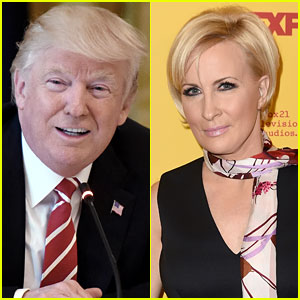 Donald Trump Insults Morning Joe's Mika Brzezinski, She Responds with Epic Tweet