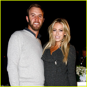 Golfer Dustin Johnson's Wife Paulina Gretzky Gives Birth to Second Child!