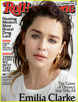 Emilia Clarke on Being a Woman in Hollywood: 'I Do Get Treated Differently'