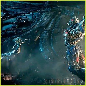 Who Plays Human Quintessa in 'Transformers 5' Credits Scene?