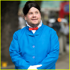 James Corden Performs 'Mary Poppins' in London as Crosswalk the Musical with Ben Kingsley!