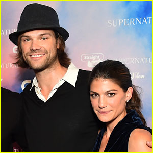 Jared Padalecki & Wife Genevieve Have Cute Twitter Exchange on Father's Day!