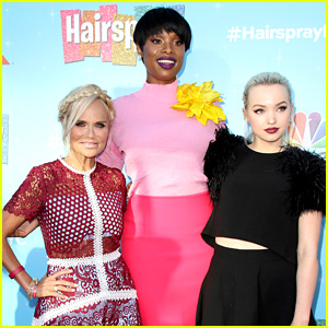 Jennifer Hudson Towers Over Her 'Hairspray' Co-Stars at FYC Event!