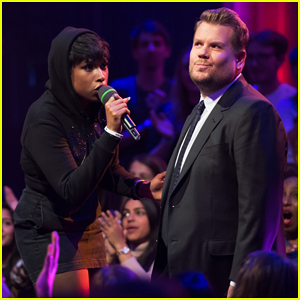 Jennifer Hudson Slays James Corden With Epic Dreamgirls-Inspired Rap Battle - Watch Here!