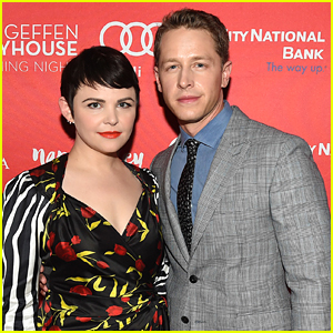 Josh Dallas Supports Wife Ginnifer Goodwin at 'Constellations' Opening Night