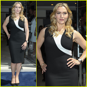 Kate Winslet is Designing a New Watch Line for Longines