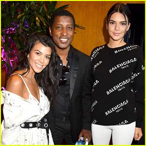 Kendall Jenner & Kourtney Kardashian Attend 'Can't Stop Won't Stop' L.A. Premiere