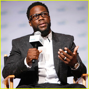 Kevin Hart Says He's 'Not Afraid' To Show He's Human!