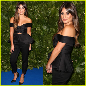 Lea Michele on If She'd Collaborate with Ryan Murphy Again: 'Oh My God! Of Course!'