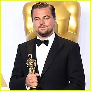 Leonardo DiCaprio Surrenders Oscar Trophy to the Government