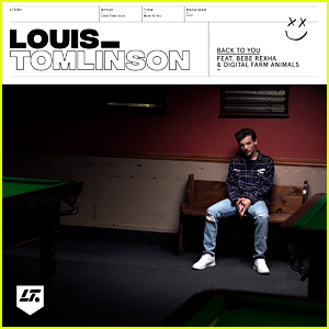 Louis Tomlinson Says New Single 'Back To You' Will Be 'A Little Less Soppy'