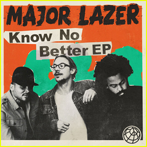Major Lazer Drop Surprise EP: 'Know No Better' Stream & Download - Listen Here!