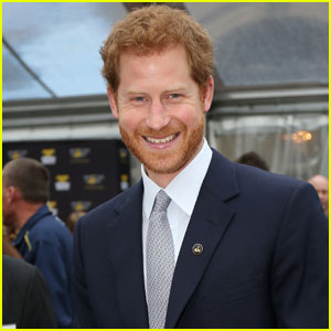 Prince Harry Admits He 'Still Has A Naughty Streak Too'