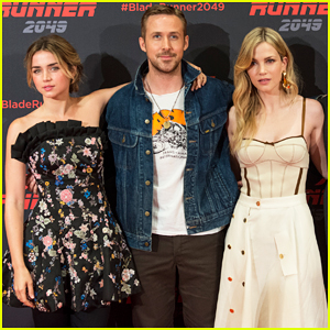 Ryan Gosling Kicks Off 'Blade Runner 2049' Promo Tour In Spain!