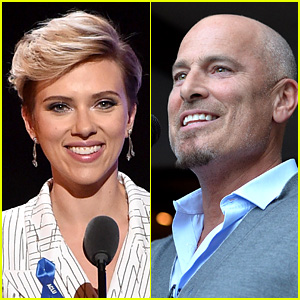 Scarlett Johansson Spotted Holding Hands with Her Lawyer