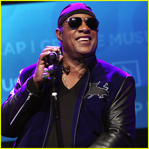 Stevie Wonder Joins Effort to End Street Violence