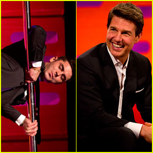 Tom Cruise Calls Zac Efron's Pole Dancing Skills 'Perfect' (Video)