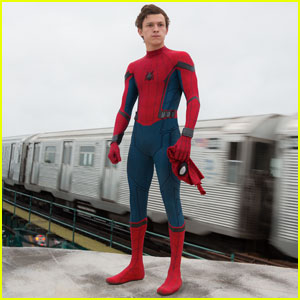 Tom Holland Got Used to Wearing a Thong Under His Spidey Suit