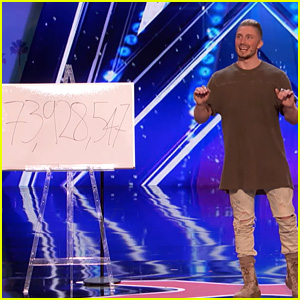 Tom London's Tech Magic Stuns 'America's Got Talent' Judges!