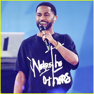 Big Sean Spreads Positive Message at 'GMA' Concert: 'Make Sure You Spread That Light'