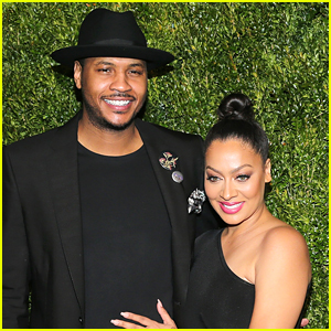 Carmelo Anthony Shares Sultry Photo of La La Amid Split