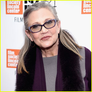 Carrie Fisher Nominated for Posthumous Emmy Award 2017
