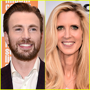Chris Evans Has Best Response to Ann Coulter's Delta Rant