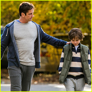 Gerard Butler Is the Ultimate 'Family Man' in Exclusive Movie Clip!