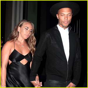 'Hot Felon' Jeremy Meeks & Girlfriend Chloe Green Hold Hands on Date Night
