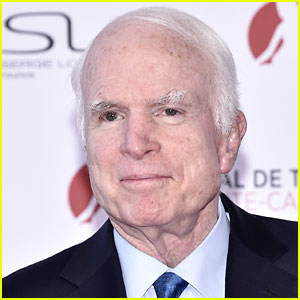 Senator John McCain Breaks Silence After Cancer Diagnosis