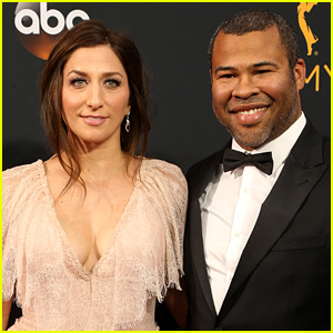 Jordan Peele & Chelsea Peretti Welcome First Child!