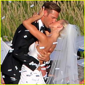Julianne Hough's Wedding Photos - See the Romantic Pics!
