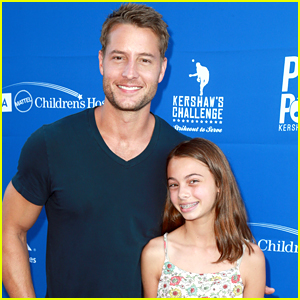 Justin Hartley Spills on Parenting His Teenage Daughter: 'She's Fantastic'