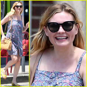 Kirsten Dunst's Date Night Menu Might Make You Very Jealous!