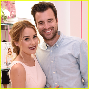 Lauren Conrad & William Tell Welcome Son Liam James!