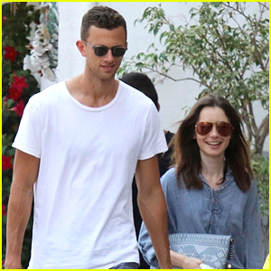 Lily Collins & Jason Vahn Went to High School Together! (Exclusive)