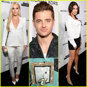 Lindsey Vonn, Robbie Rogers & More Represent 'Sports Illustrated's Fashionable 50!