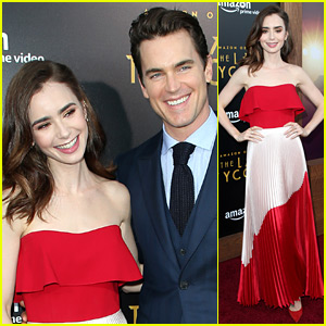Lily Collins Photos News And Videos Just Jared Page 9