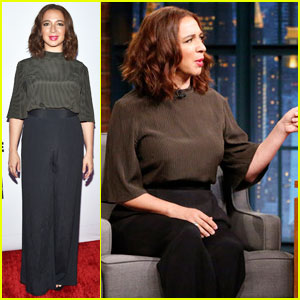 Maya Rudolph Reveals Her Perfect Impression of Ivanka Trump on 'Late Night' - Watch Here!