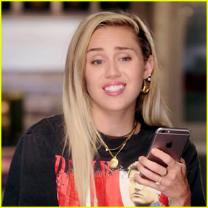 Miley Cyrus Writes Sweet Messages to Liam Hemsworth While ...
